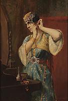 The Toilette, c.1893, jakobides
