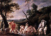 Diana and Actaeon, c.1640, jordaens