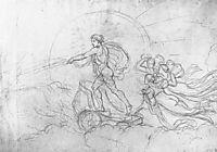 Apollo in a chariot, 1817, kiprensky