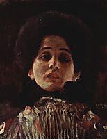 Portrait of a Woman, 1899, klimt