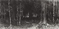 Forest , c.1870, kuindzhi