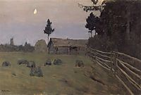 Twilight, 1900, levitan