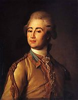 Alexander Lanskoy, 1780, levitzky