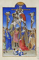 The Deposition, limbourg