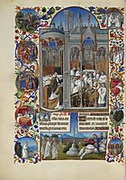 The Funeral of Raymond Diocres, limbourg