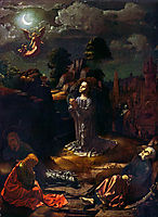 Christ on the Mount of Olives, c.1507, mabuse