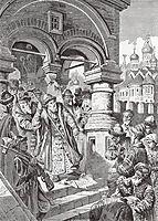 Ivan III of Russia, makovsky