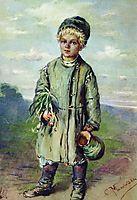 Peasant Boy, c.1880, makovsky