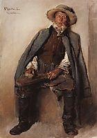 Portrait, makovsky
