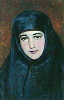 Young Nun, makovsky
