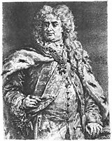 Augustus IIthe Strong, matejko