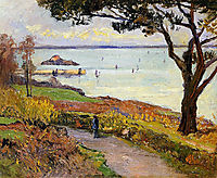 The Bay of Douarnenez, maufra