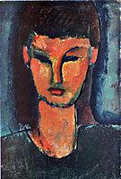 Young Woman, 1910, modigliani