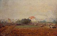 Fog, 1872, monet