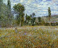 Meadow, monet