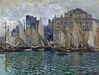 View of Le Havre, 1873, monet