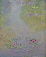 Water Lilies, 1908, monet