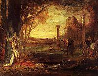 Saint Sebastian and His Executioners, c.1870, moreau