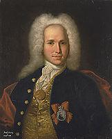 Portrait of Andrei Nartov, nikitin