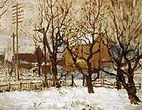 Arrochar Park, Staten Island, 1903, onderdonk
