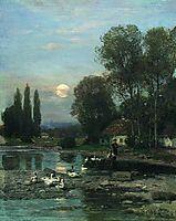 Ukrainian landscape, orlovsky