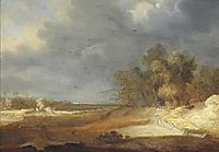 Landscape, 1639, ostadeadriaen