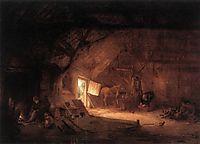 Farmhouse Interior, 1642, ostadeisaac