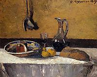 Still Life, 1867, pissarro