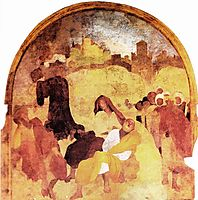 The Agony in the Garden, c.1525, pontormo