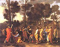 Ordination, 1640, poussin