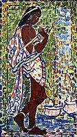 Hindu Dancer, c.1913, prendergast