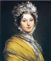 Louise Antoinette Lannes, Duchess of Montebello , prudhon