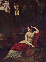 Portrait of the Empress Josephine , 1805, prudhon