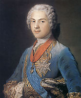 Louis of France, Dauphin, son of Louis XV, quentindelatour