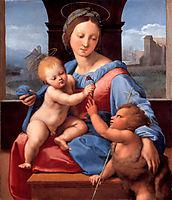 The Garvagh Madonna, 1510, raphael