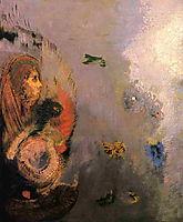 Oannes, 1904, redon