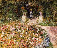 The Garden, c.1875, renoir
