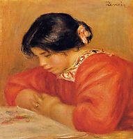 Leontine Reading, 1909, renoir
