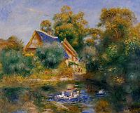 Mother Goose, 1898, renoir