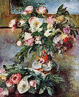 Peonies, 1878, renoir