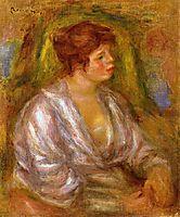Portrait of a Woman, renoir