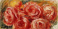 Red Roses, renoir