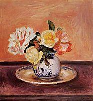 Vase of Flowers, renoir