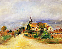 Village by the Sea, renoir
