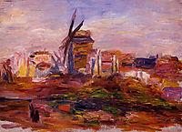 Windmill, renoir