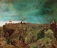 Calvary (Crucifixion), 1869, repin