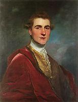 Portrait of Charles Hamilton, 8th Early of Haddington, reynolds