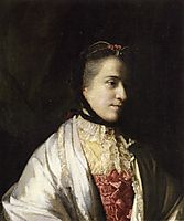 Portrait of Emma, Countess of Mount Edgcumbe, reynolds