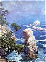 Mist Over Point Lobos, 1918, rose