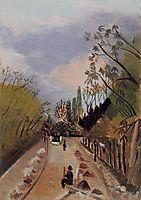 Avenue de l-Observatoire, rousseau